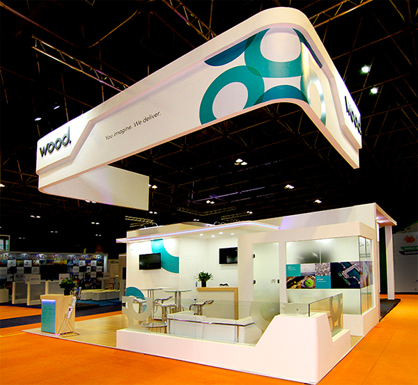 Rio Oil and Gas stand