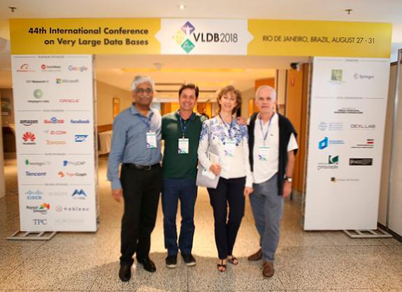 VLDB organizers